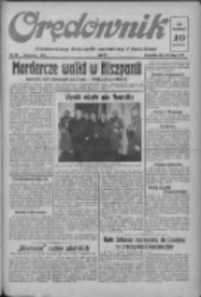 Orędownik: ilustrowany dziennik narodowy i katolicki 1937.02.25 R.67 Nr46