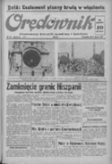 Orędownik: ilustrowany dziennik narodowy i katolicki 1937.03.04 R.67 Nr52