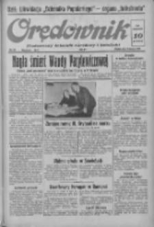 Orędownik: ilustrowany dziennik narodowy i katolicki 1937.03.05 R.67 Nr53