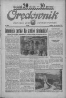 Orędownik: ilustrowane pismo narodowe i katolickie 1936.03.15 R.66 Nr63
