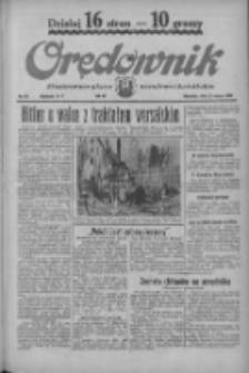 Orędownik: ilustrowane pismo narodowe i katolickie 1936.03.22 R.66 Nr69