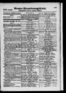Armee-Verordnungsblatt. Verlustlisten 1916.01.06 Ausgabe 849