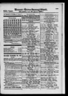 Armee-Verordnungsblatt. Verlustlisten 1916.01.12 Ausgabe 854