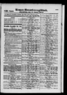 Armee-Verordnungsblatt. Verlustlisten 1916.01.14 Ausgabe 856