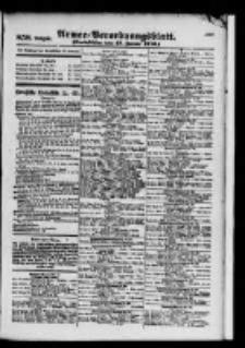 Armee-Verordnungsblatt. Verlustlisten 1916.01.17 Ausgabe 858