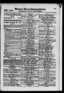 Armee-Verordnungsblatt. Verlustlisten 1916.01.19 Ausgabe 860