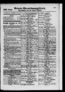 Armee-Verordnungsblatt. Verlustlisten 1916.01.21 Ausgabe 862