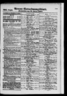 Armee-Verordnungsblatt. Verlustlisten 1916.01.25 Ausgabe 865