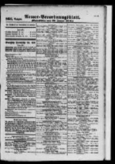 Armee-Verordnungsblatt. Verlustlisten 1916.01.26 Ausgabe 866