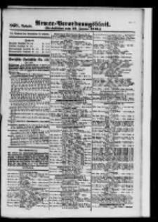 Armee-Verordnungsblatt. Verlustlisten 1916.01.29 Ausgabe 868