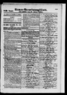 Armee-Verordnungsblatt. Verlustlisten 1916.01.31 Ausgabe 869