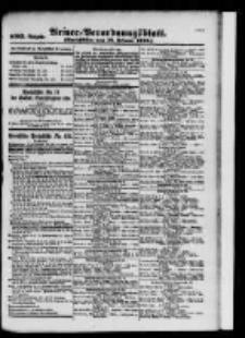 Armee-Verordnungsblatt. Verlustlisten 1916.02.12 Ausgabe 880