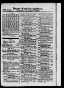 Armee-Verordnungsblatt. Verlustlisten 1916.02.15 Ausgabe 882