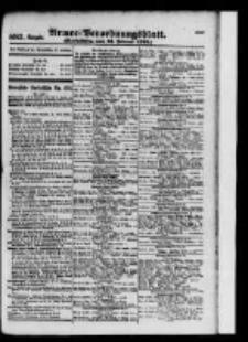 Armee-Verordnungsblatt. Verlustlisten 1916.02.16 Ausgabe 883