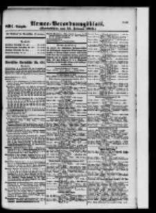 Armee-Verordnungsblatt. Verlustlisten 1916.02.26 Ausgabe 891