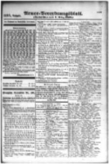 Armee-Verordnungsblatt. Verlustlisten 1916.03.01 Ausgabe 895