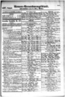 Armee-Verordnungsblatt. Verlustlisten 1916.03.03 Ausgabe 897