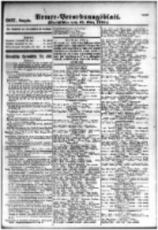 Armee-Verordnungsblatt. Verlustlisten 1916.03.15 Ausgabe 907