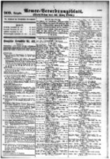 Armee-Verordnungsblatt. Verlustlisten 1916.03.17 Ausgabe 909
