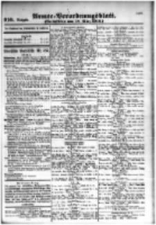 Armee-Verordnungsblatt. Verlustlisten 1916.03.18 Ausgabe 910
