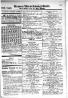Armee-Verordnungsblatt. Verlustlisten 1916.03.21 Ausgabe 912