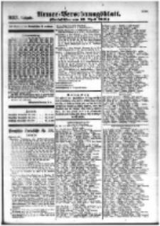 Armee-Verordnungsblatt. Verlustlisten 1916.04.10 Ausgabe 933