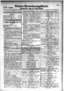 Armee-Verordnungsblatt. Verlustlisten 1916.04.12 Ausgabe 936