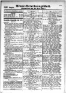 Armee-Verordnungsblatt. Verlustlisten 1916.04.13 Ausgabe 937