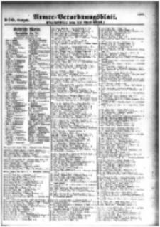 Armee-Verordnungsblatt. Verlustlisten 1916.04.14 Ausgabe 940