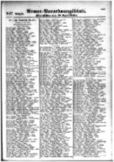 Armee-Verordnungsblatt. Verlustlisten 1916.04.19 Ausgabe 947