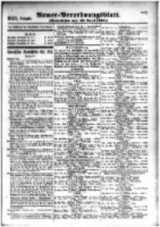 Armee-Verordnungsblatt. Verlustlisten 1916.04.26 Ausgabe 953