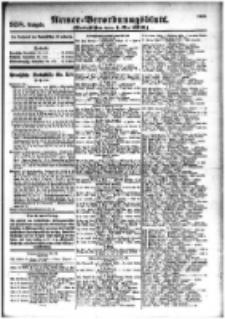 Armee-Verordnungsblatt. Verlustlisten 1916.05.01 Ausgabe 958