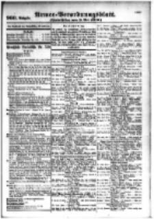 Armee-Verordnungsblatt. Verlustlisten 1916.05.03 Ausgabe 960