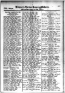 Armee-Verordnungsblatt. Verlustlisten 1916.05.03 Ausgabe 961