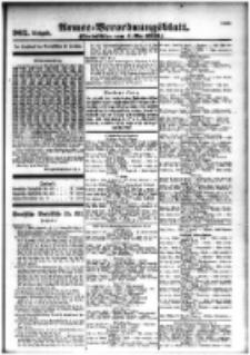 Armee-Verordnungsblatt. Verlustlisten 1916.05.04 Ausgabe 962