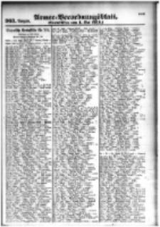 Armee-Verordnungsblatt. Verlustlisten 1916.05.04 Ausgabe 963