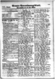 Armee-Verordnungsblatt. Verlustlisten 1916.05.06 Ausgabe 965