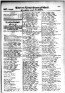 Armee-Verordnungsblatt. Verlustlisten 1916.05.09 Ausgabe 967