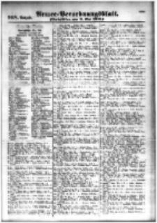 Armee-Verordnungsblatt. Verlustlisten 1916.05.09 Ausgabe 968