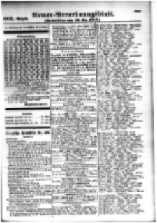 Armee-Verordnungsblatt. Verlustlisten 1916.05.10 Ausgabe 969