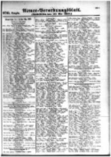 Armee-Verordnungsblatt. Verlustlisten 1916.05.10 Ausgabe 970