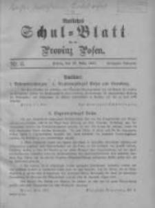 Amtliches Schul-Blatt für die Provinz Posen 1917.03.20 Jg.50 Nr6