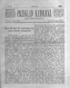 Przegląd Katolicki. 1881.02.17 R.19 nr7