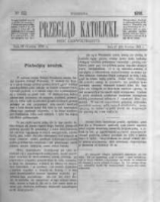 Przegląd Katolicki. 1881.12.29 R.19 nr52