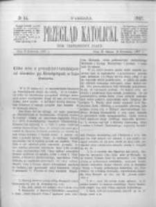 Przegląd Katolicki. 1897.04.08 R.35 nr14