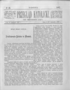 Przegląd Katolicki. 1897.11.18 R.35 nr46