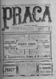 Praca: tygodnik polityczny i literacki, illustrowany. 1904.08.14 R.8 nr33