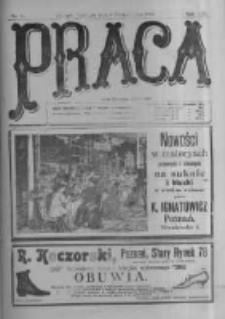Praca: tygodnik polityczny i literacki, illustrowany. 1904.10.09 R.8 nr41