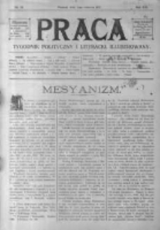 Praca: tygodnik polityczny i literacki, illustrowany. 1917.06.03 R.21 nr22