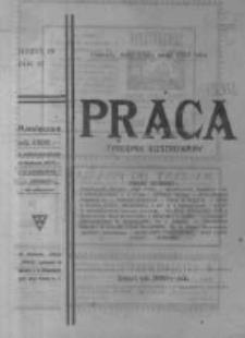 Praca: ilustrowany tygodnik popularny, poświęcony nauce - literaturze - sztuce - sprawom społecznym - godziwej rozrywce. 1923.05.13 R.27 nr19